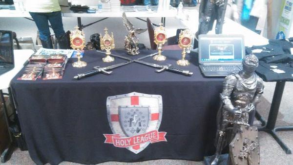 Holy League table