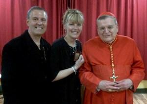 cardinal Burke and DnA
