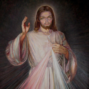 DnA Divine Mercy Image