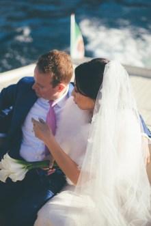 A Wedding at Castello Balbianello on Lake Como in Italy