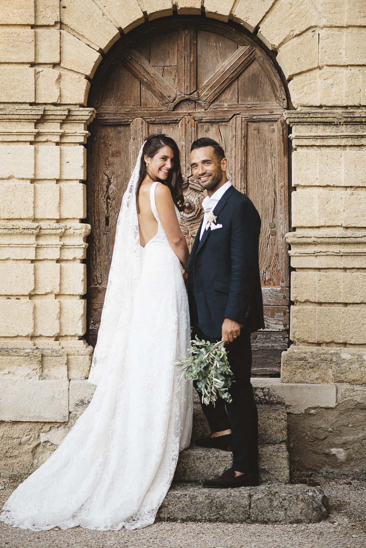 Chateau de Sannes Wedding