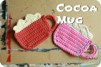 Cocoa Coaster Pattern