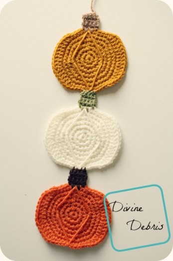 Pumpkin Wall Decoration by DivineDebris.com