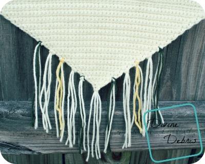 Hello Sun Banner free crochet pattern by DivineDebris.com