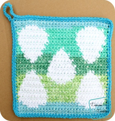 Eggciting Pot Holder!