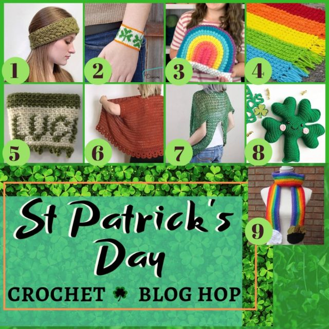St Patrick's Day Blog Hop round up by DivineDebris.com