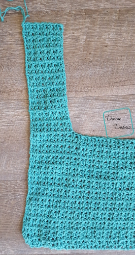 Mary Vest free vest with fringe crochet pattern by DivineDebris.com