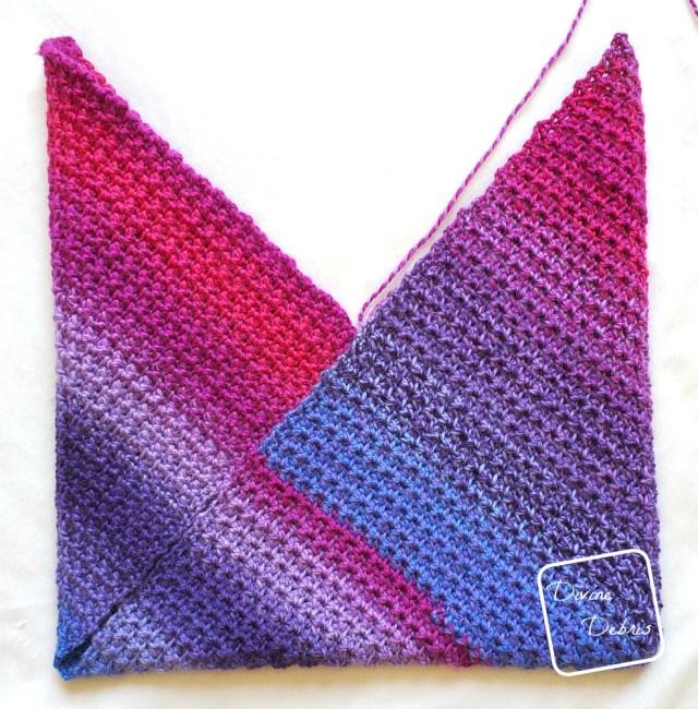 Azuma Bukuro Bag - Fold body together