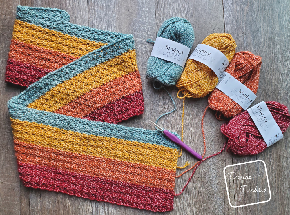 Yarn Review: Kindred DK Yarn by WeCrochet