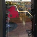 Divine Design Salon Front Door Divine Design Salon