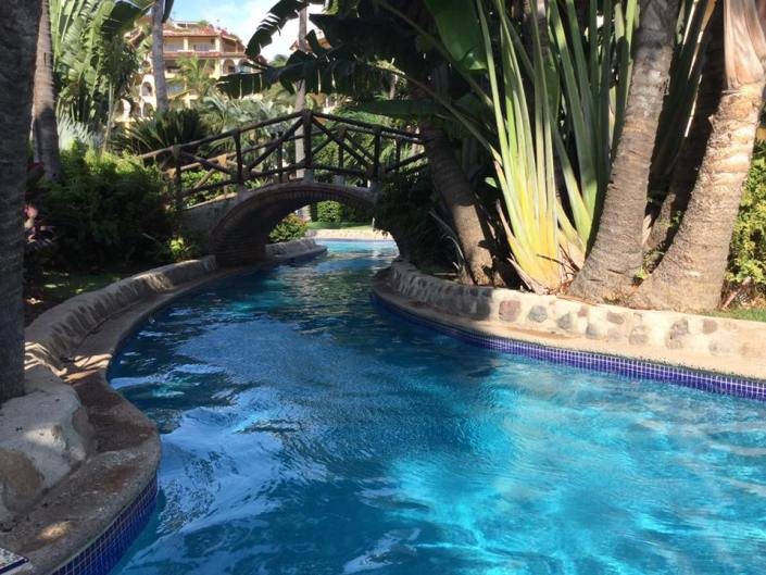 Spirit Retreat Puerto Vallarta 2016 Lazy River fav spot