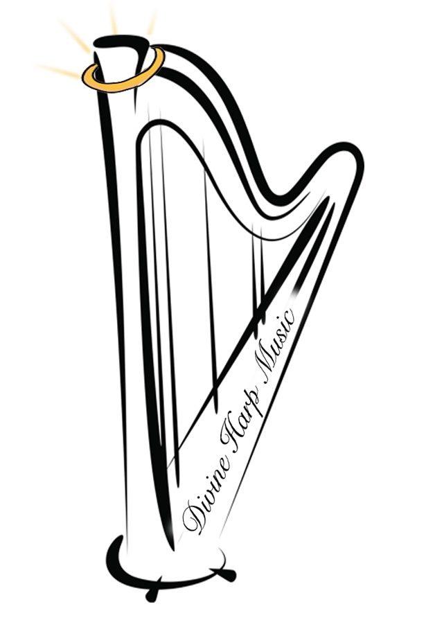 Divine Harp Music, by Marti Longo
