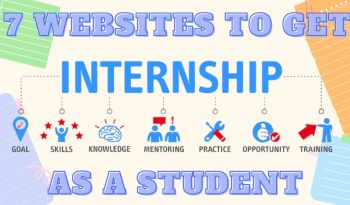 7 Websites and apps to get internships as a student