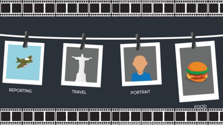 How to make a career in photography: choose a niche