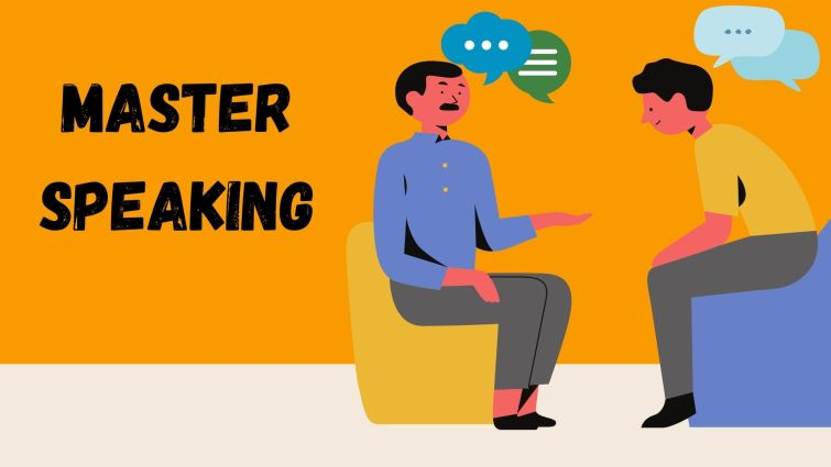 How to become confident in life master speaking