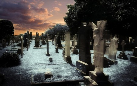 Graveyard-ToginWales-Pixabay