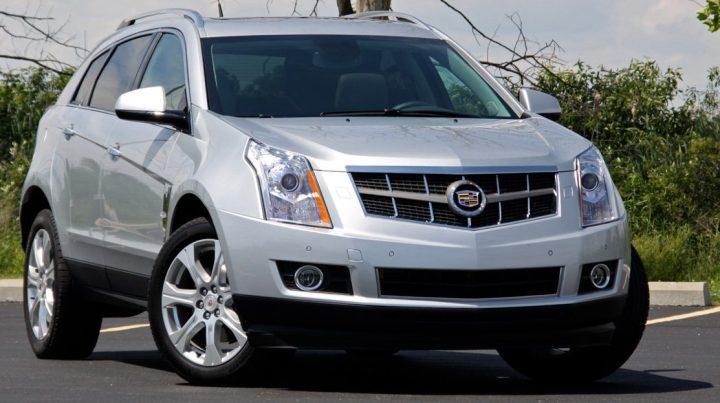 Cadillac SRX car review