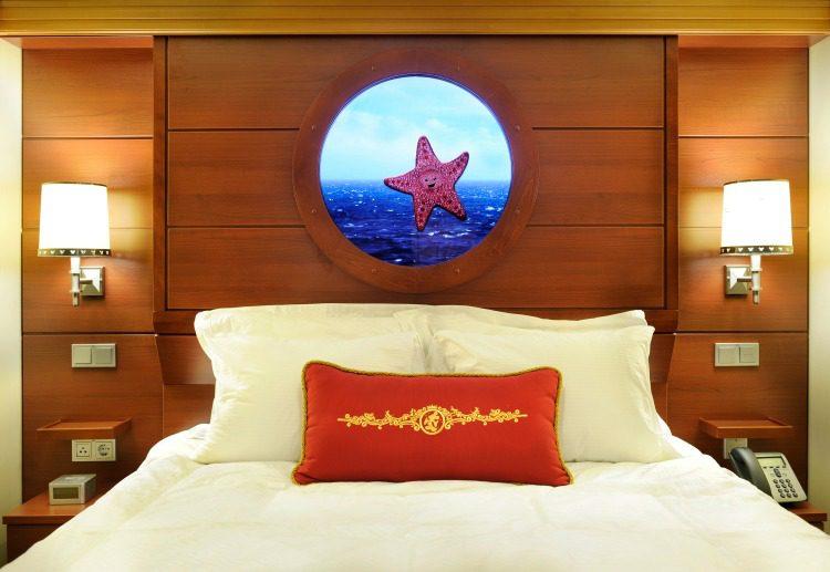 Disney Dream Cruise Ship Cabins Magical Porthole