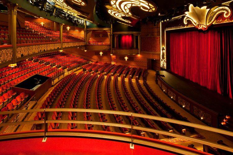 Disney Dream Walt Disney Theatre