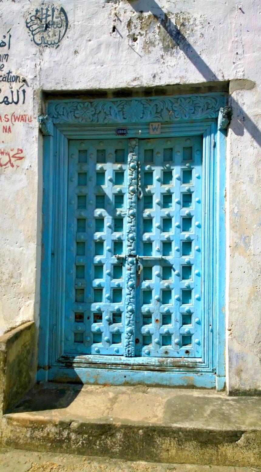 Doors of Zanzibar 10