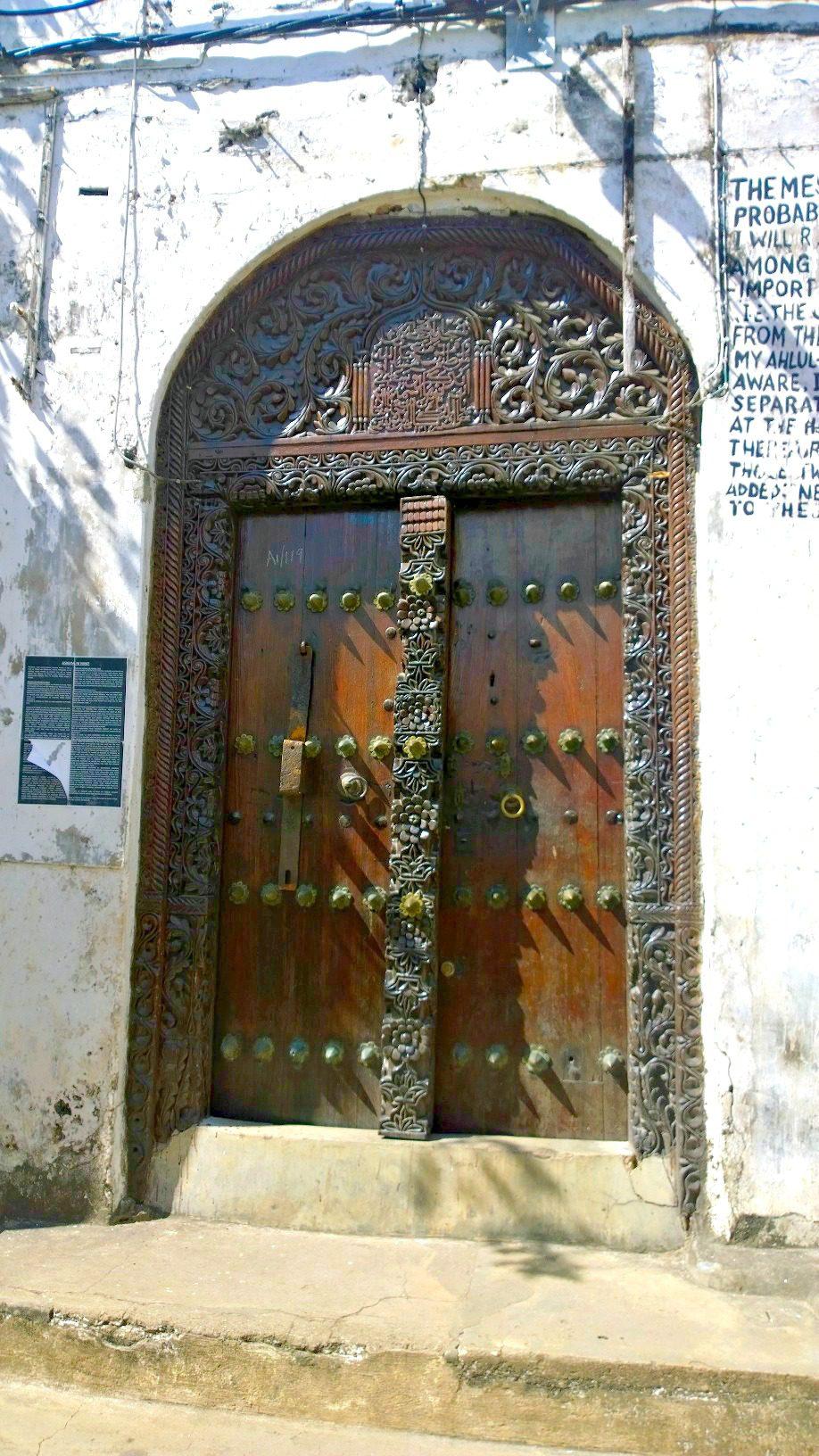 Doors of Zanzibar 11