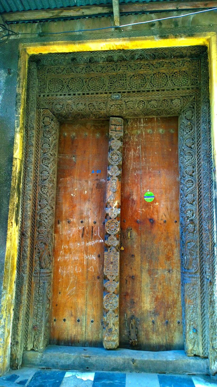 Doors of Zanzibar 14