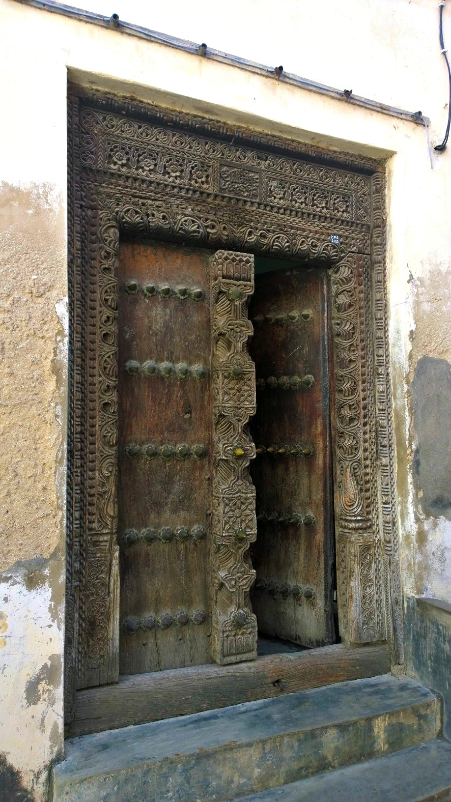 Doors of Zanzibar 6