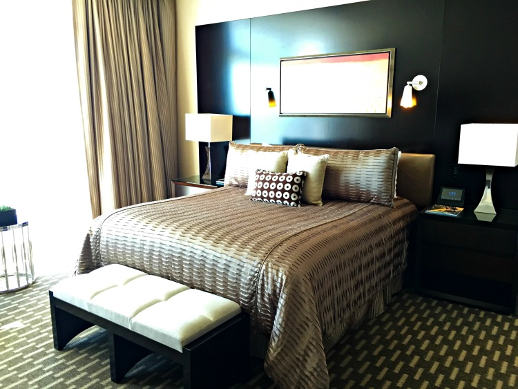 ARIA Hotel & Sky Suites in Las Vegas - ARIA Sky Suites Bedroom