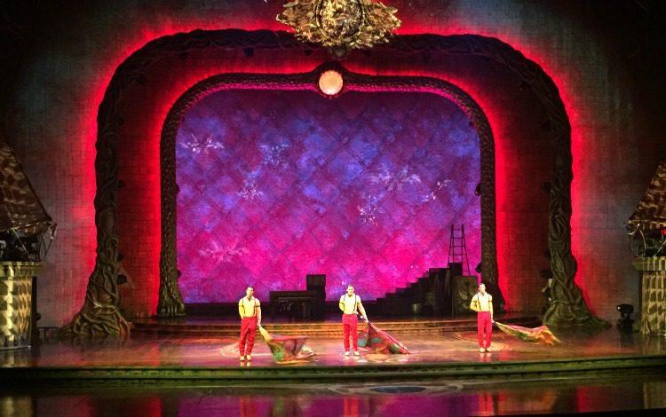 Cirque du Soleil Zarkana ARIA 2 #HowWeVegas