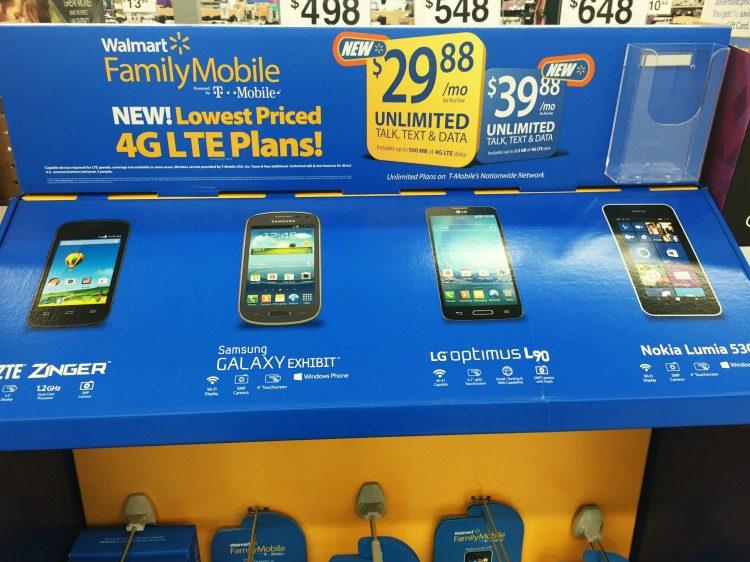 Mobile Phones Walmart Prepaid