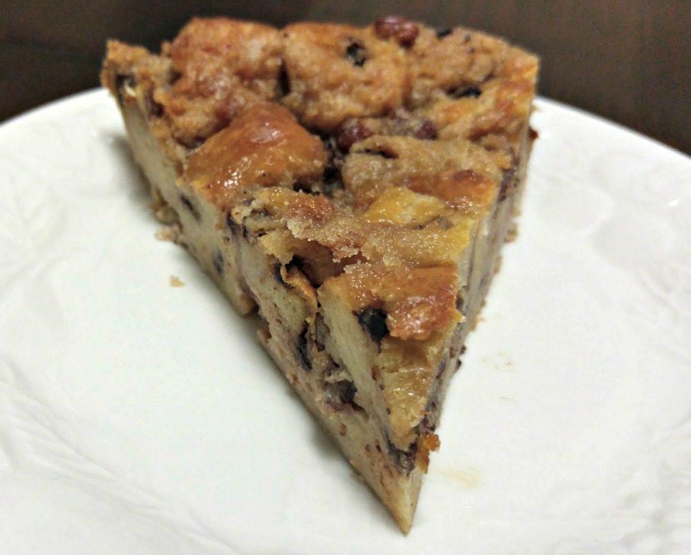Chocolate Chip Brioche Bread Pudding Recipe #betterwithbrioche