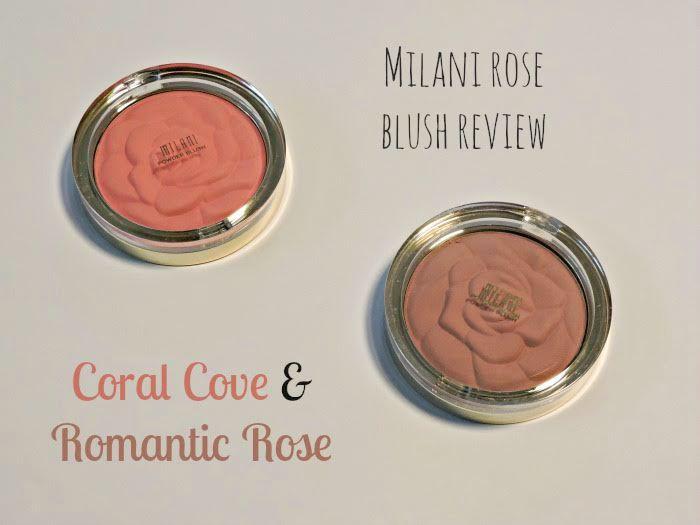 Milani Rose Blush Review