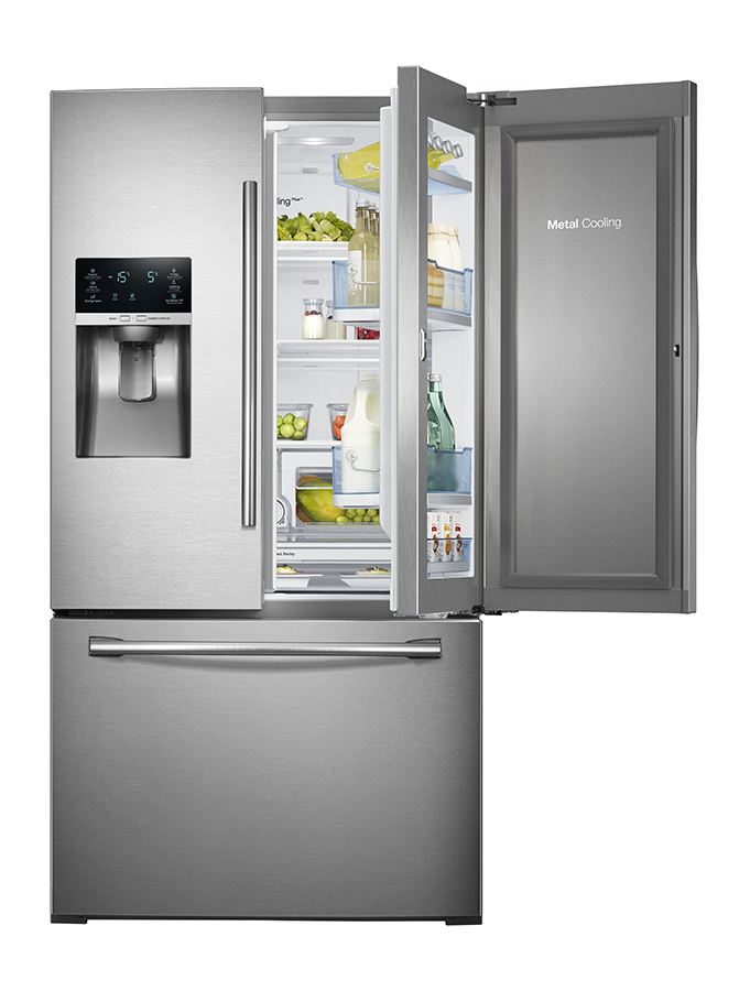 Samsung Showcase French Door Refrigerator from Best Buy
