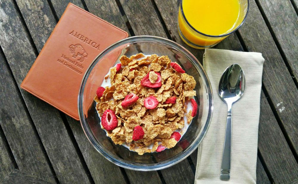 Start Your Morning with Special K® Red Berries