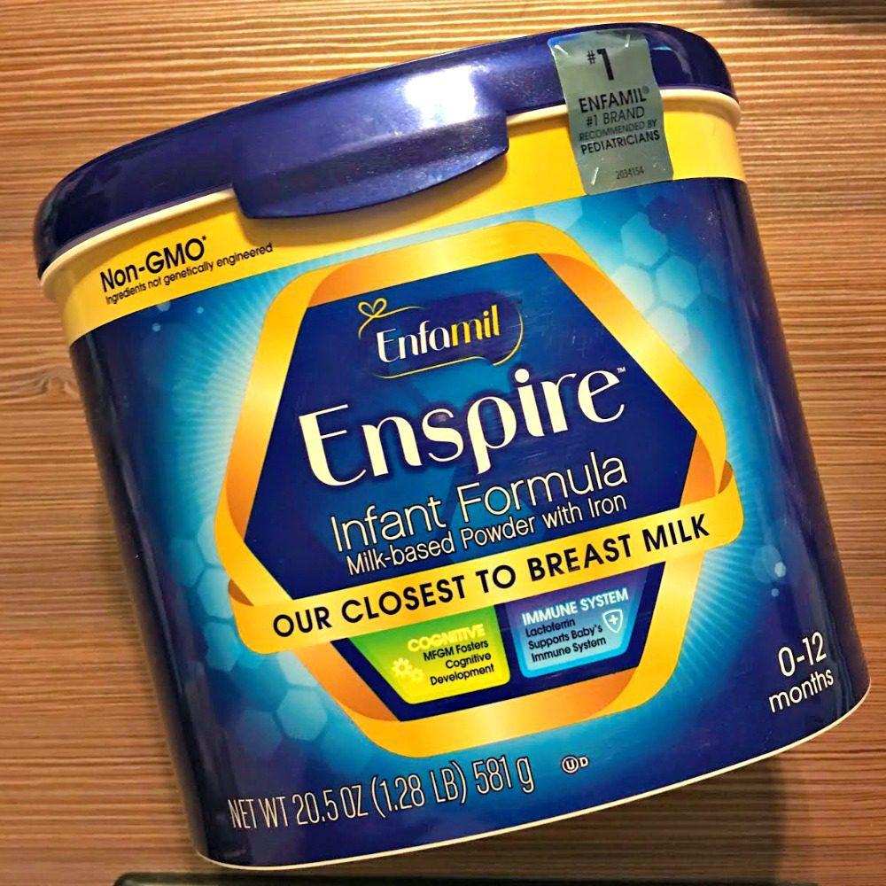 Enspire™ by Enfamil®