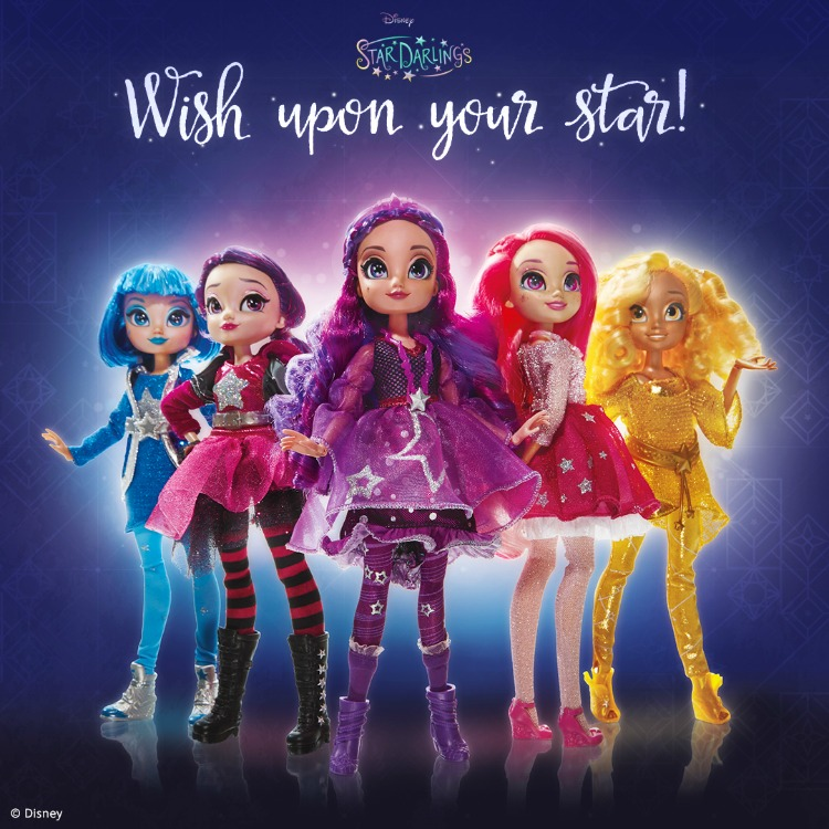 Disney Star Darlings Tween Book Series Star Rice Krispies Treats Recipe Star Darlings Dolls