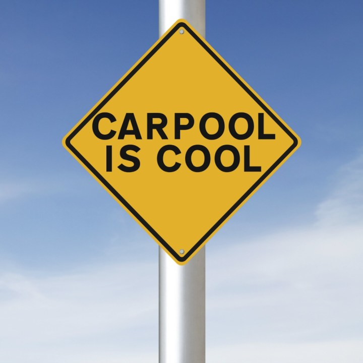 How to NOT Embarrass Your Kids in Carpool