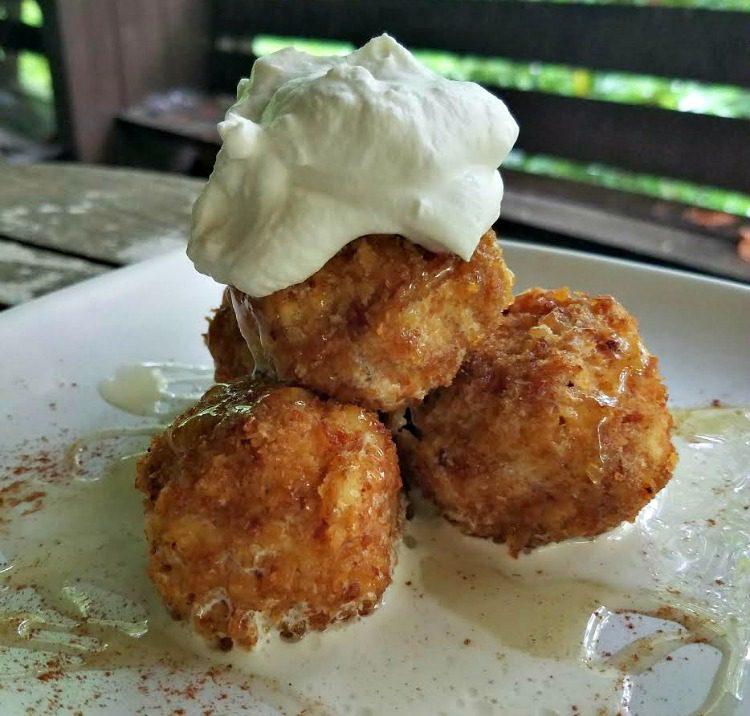 Fried Ice Cream Recipe with John Wm. Macy's Madagascar Vanilla SweetSticks