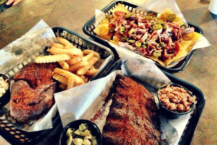 Dining Scene in Nashville Tennessee Jacks Barbeque