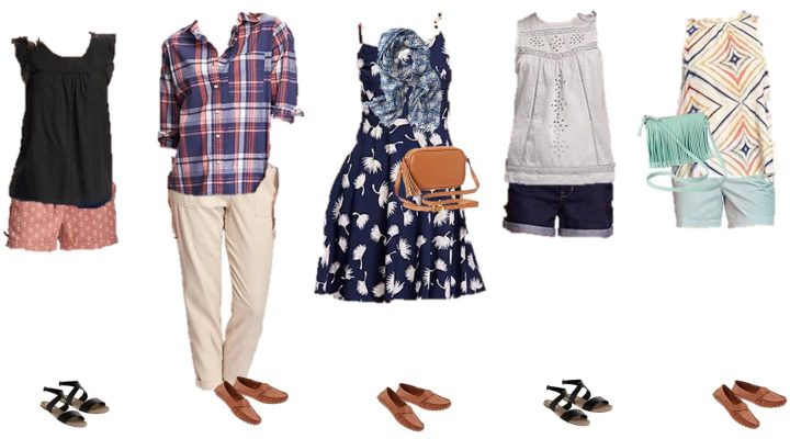 Old Navy Mix and Match Summer Style 2