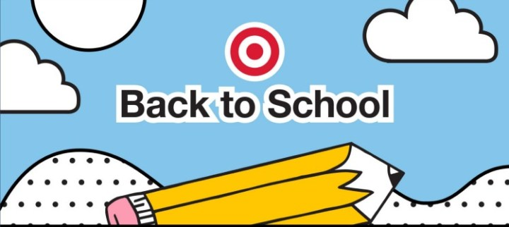 Back-to-School Shopping with Target