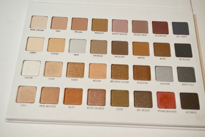 Limited Edition Lorac Mega Pro 3 Palette Review