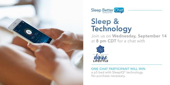 Sleep Number Twitter Party 9/14 9pm EST+ p5 bed Giveaway #SNSweepstakes