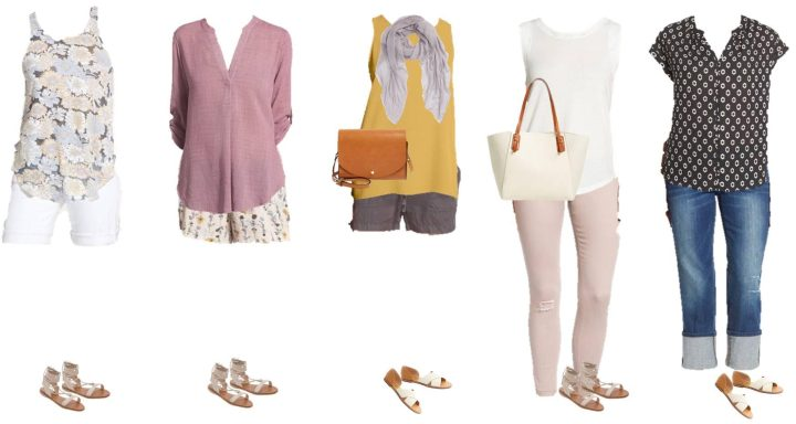 Mix and Match Nordstrom Summer Style