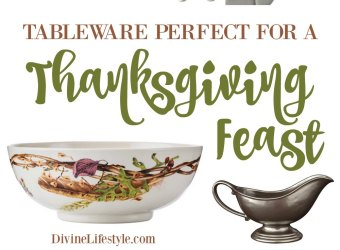 Juliska: Tableware perfect for a Thanksgiving Feast