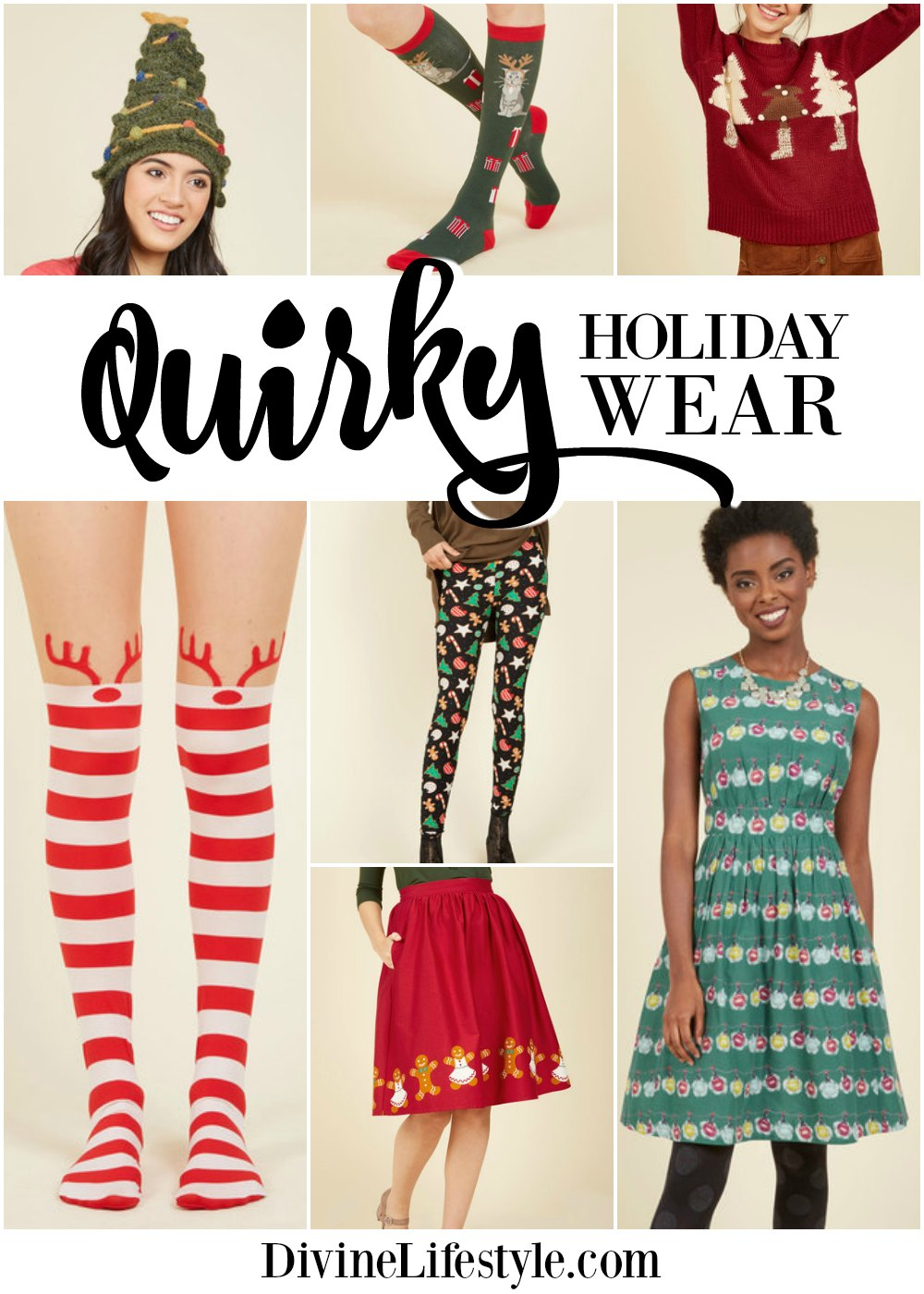 Quirky Finds for the Holiday Fanatic in Your Life