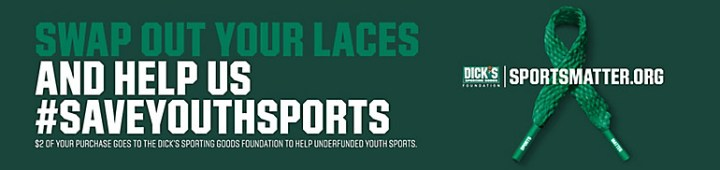 Find a Gift that Matters at DICK'S Sporting Goods Save Youth Sports