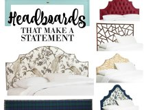 Headboards that Make a Statement
