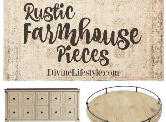 Rustic Farmhouse Pieces