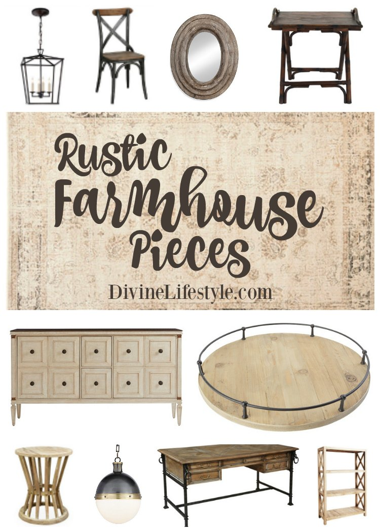 The Rustic Charm of Farmhouse Living